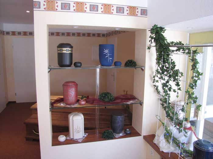 Exklusive Urnen in Lübbecke