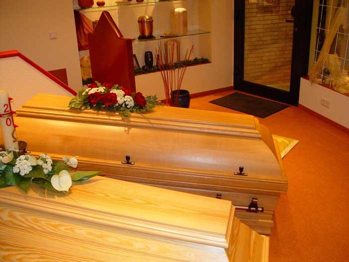 Fillialausstellung Rahden Piewitt Bestattungen