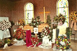Trauergestecke Beerdigung